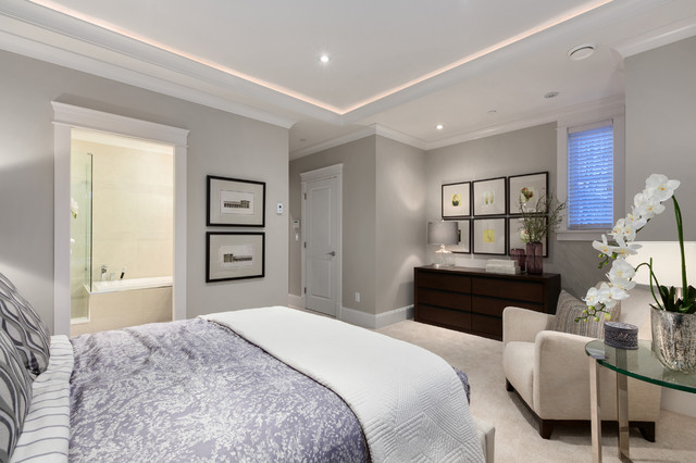 Kerrisdale Classic contemporary-bedroom