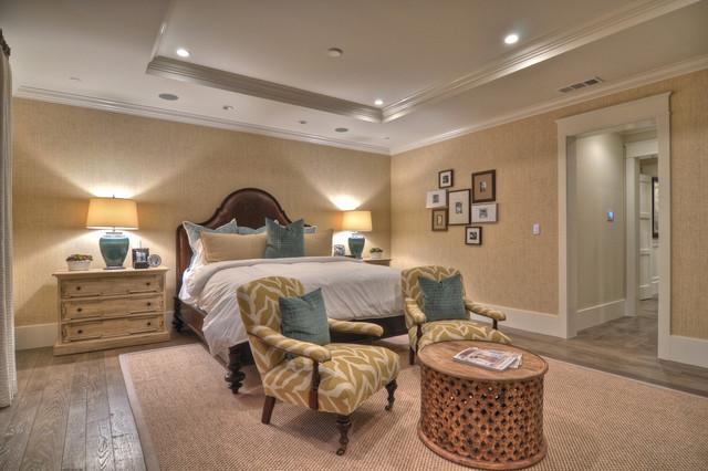 Kewamee Transitional Bedroom Orange County By