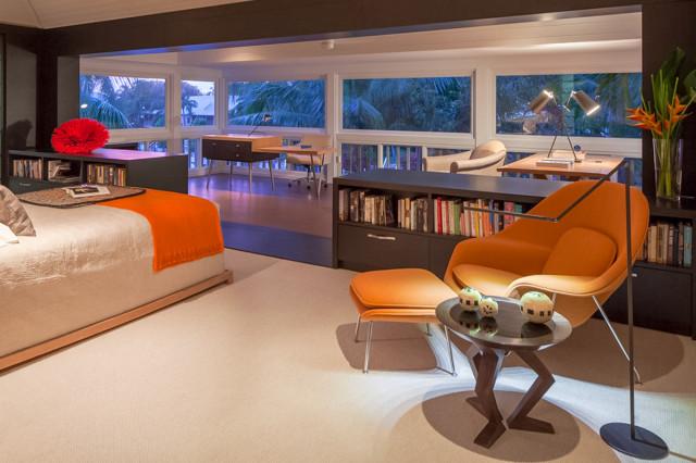 KEY LARGO contemporary-bedroom