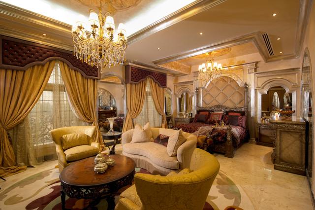 Awesome Perla Lichi Design Interior Designers U0026 Decorators. Khawanij Villa, UAE  Traditional Bedroom