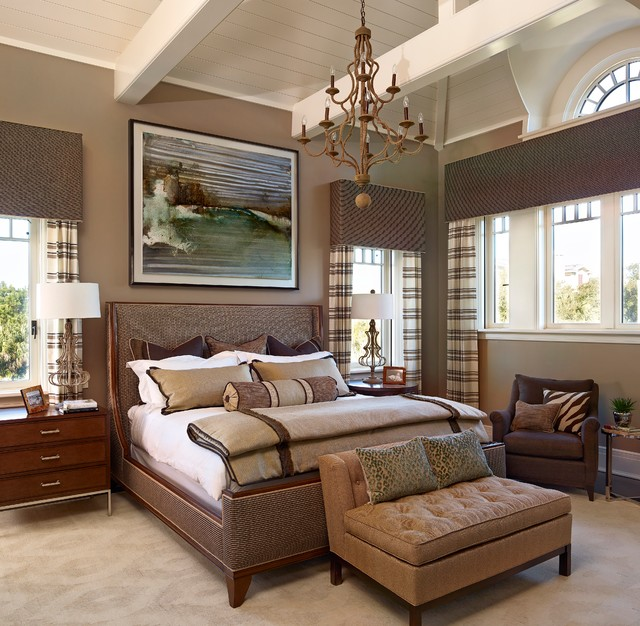 Traditional Interior Design By Ownby: 30 Sophisticated Masculine Room Designs