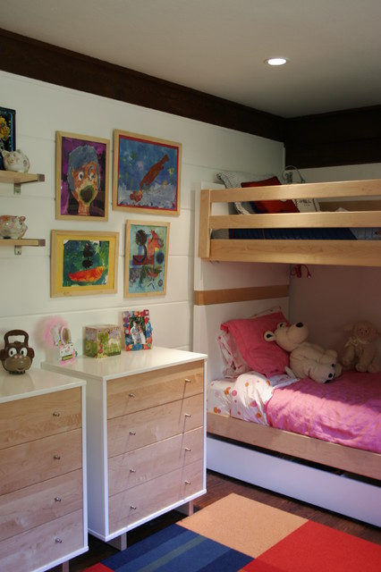 Kids Bedroom- Contemporary and Cool bedroom
