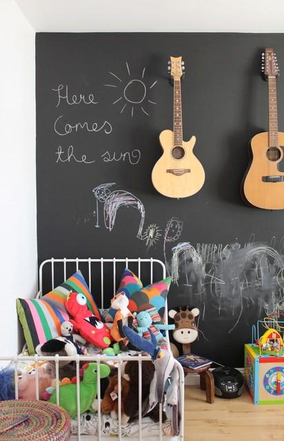 Kids bedroom eclectic-bedroom
