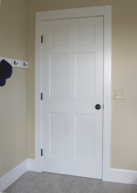 Traditional 6 Panel Interior Door - Farmhouse - Bedroom - other metro - by Homestead Doors, Inc.