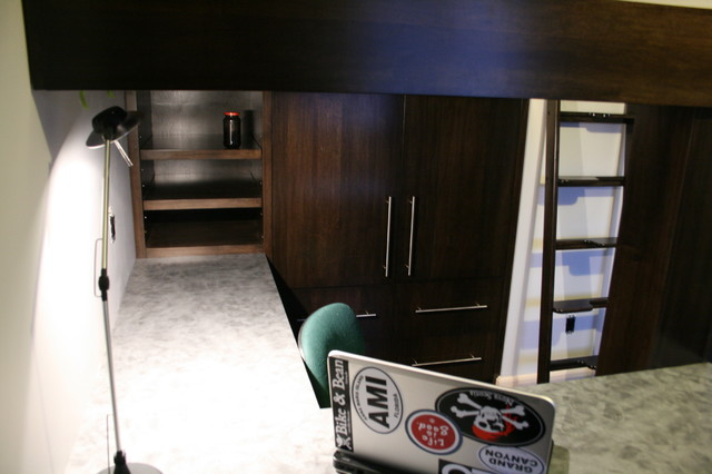 kids room to mini man cave bedroom toronto by jws woodworking