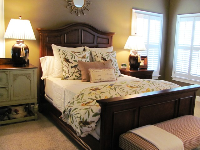 Kim Nichols traditional bedroom