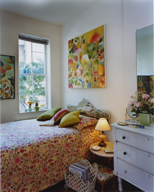 Kim Parker Interiors Designer Showcase Space 08 traditional-bedroom
