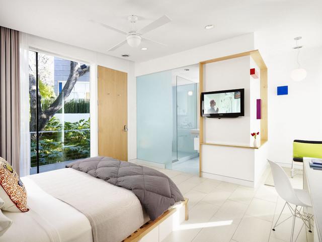 Kimber Modern Boutique Hotel modern-bedroom
