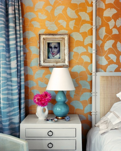 Kimberly Ayres eclectic-bedroom