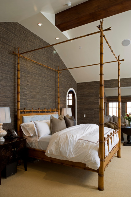 King Road traditional-bedroom
