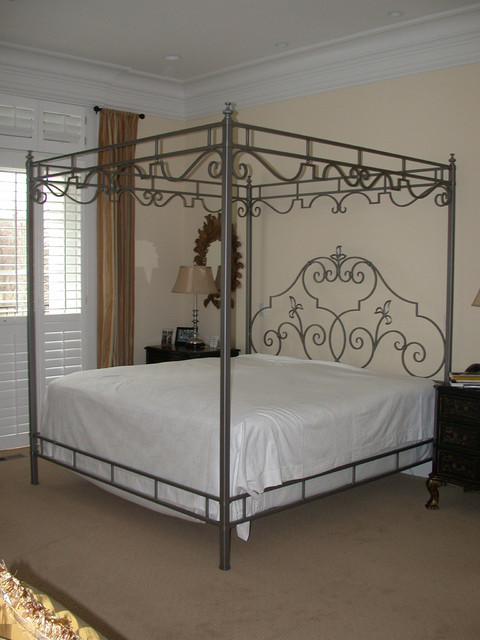 Gallery For King Size Canopy Bed Frame