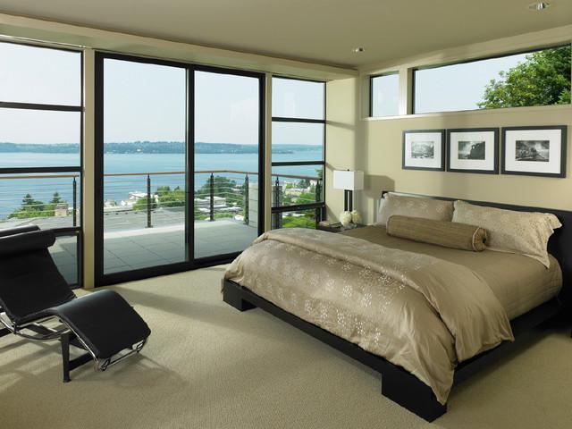 Kirkland Contemporary contemporary-bedroom