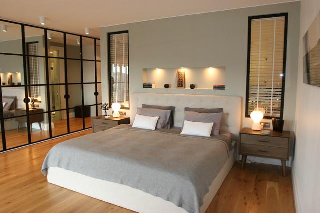 KK HOUSE contemporary-bedroom
