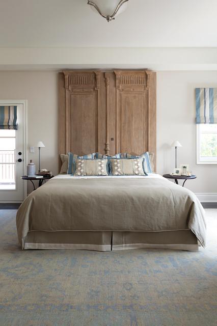 Kleinburg Heritage Estates Transitional Bedroom