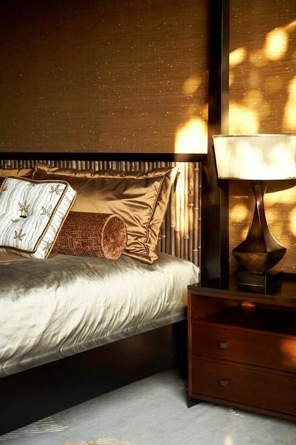 Knudson Interiors asian-bedroom