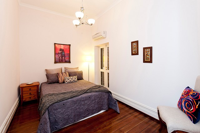Knutsford Street Fremantle Traditional Bedroom Perth
