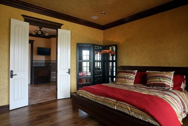 Krablin traditional-bedroom