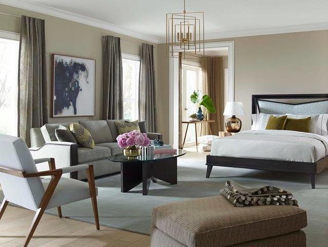 Kravet Designs transitional-bedroom