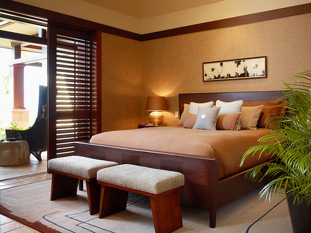 Kuikawa 3 Tropical Bedroom Hawaii By Gm