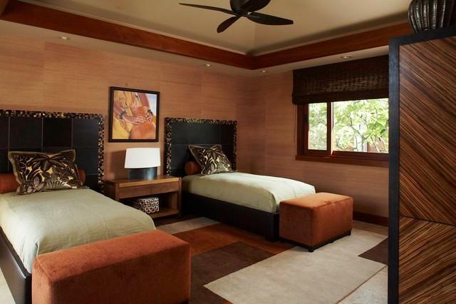 Kuikawa Lot 1 tropical-bedroom