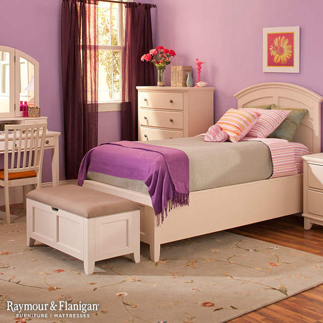 Kylie Twin Bedroom Set - Bedroom - New York - by Raymour ...