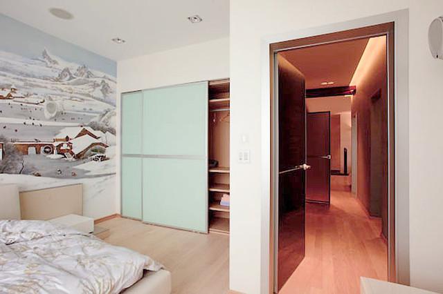 L5a contemporary-bedroom