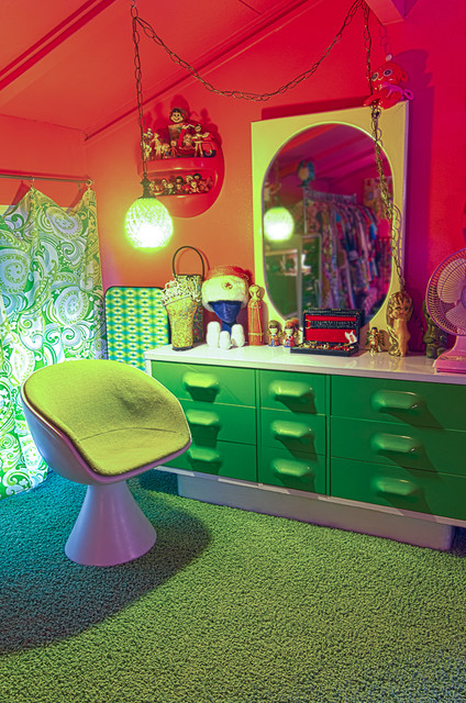 La 70s Eclectic Bedroom Los Angeles By Alex Amend