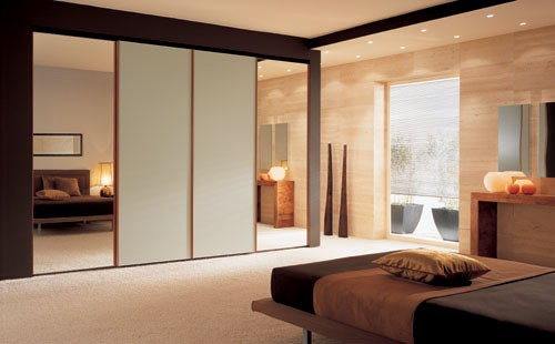 La Dimora Design modern bedroom