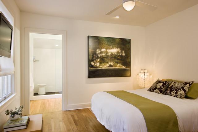 Lafayette Residence modern-bedroom