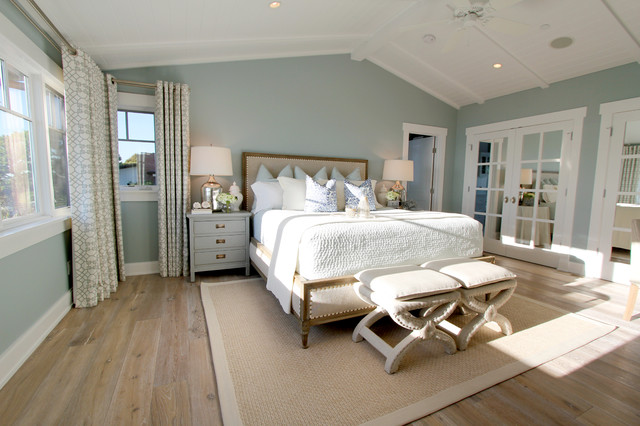 Charmant Laguna Beach Residence Beach Style Bedroom