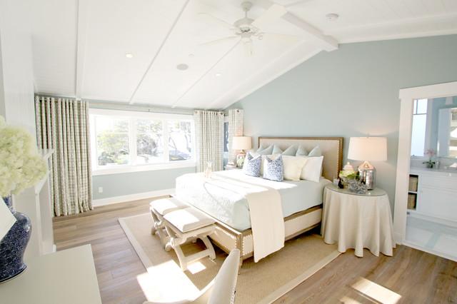 Laguna Beach Residence Beach Style Bedroom Orange County By Nagwa Seif Interior Design