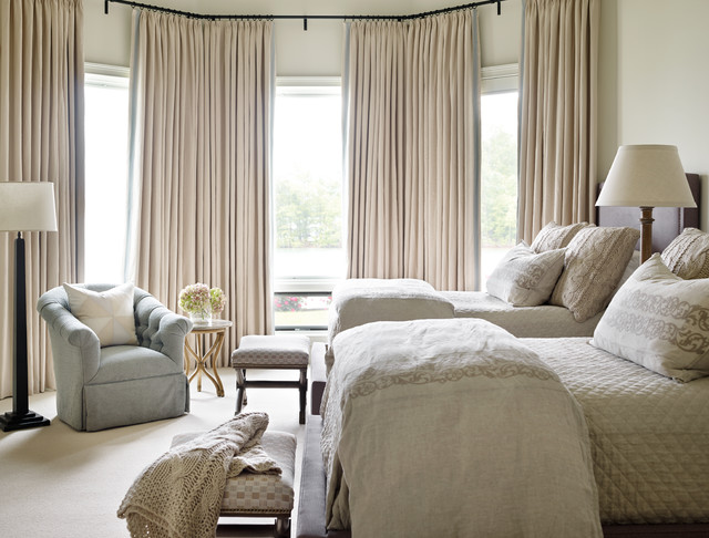 Lake Chatuge transitional-bedroom