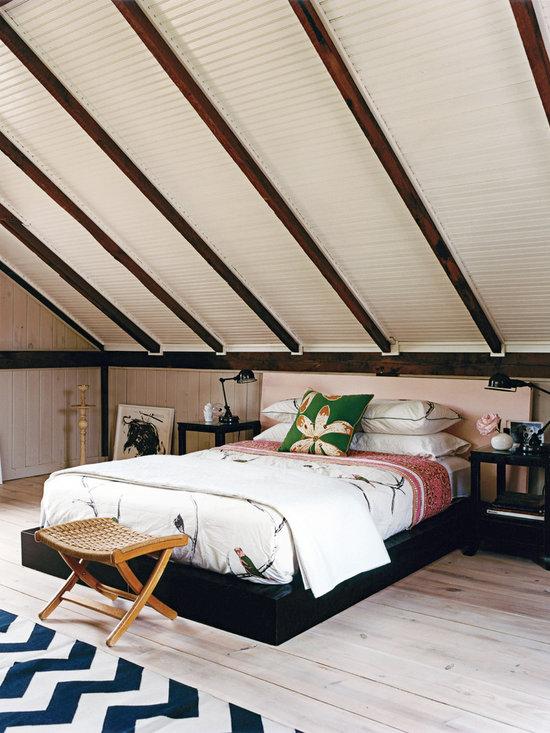 Косой потолок фото