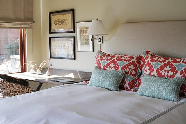 Lake House beach style bedroom. Lake House   Beach Style   Bedroom   Atlanta   by Yvonne McFadden LLC