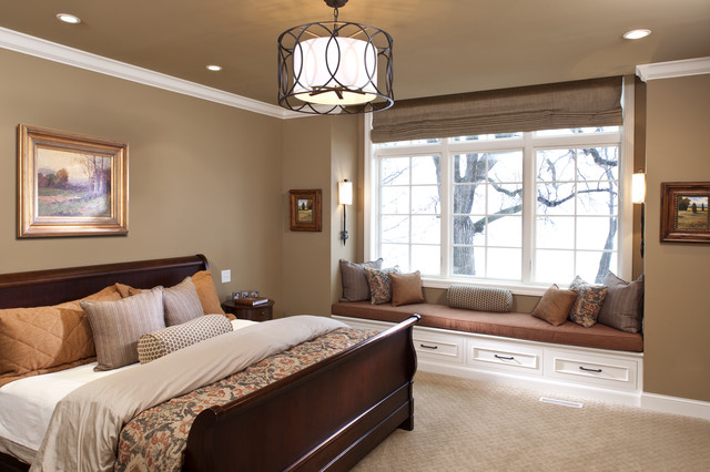 Lake Minnewashta Remodel traditional bedroom
