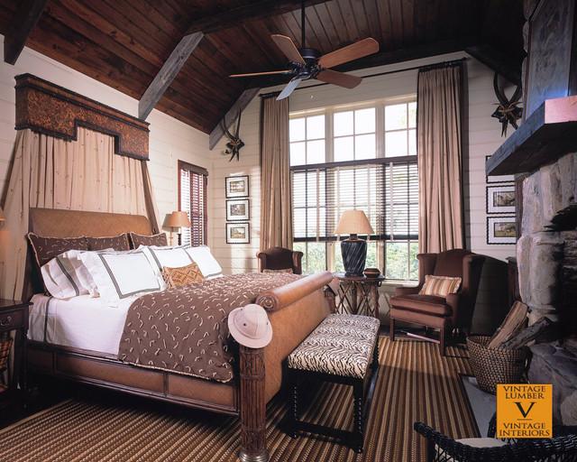 Lake Toxaway Rustic Bedroom Other By Vintage Lumber Sales