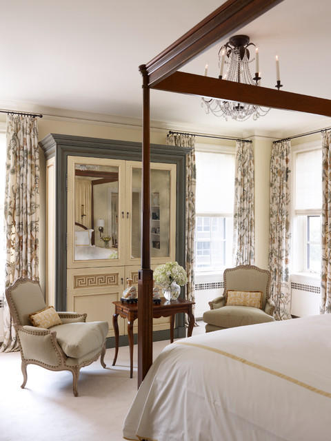 Lakeshore Drive Co-Op traditional-bedroom