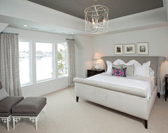 Lakeside Living transitional-bedroom