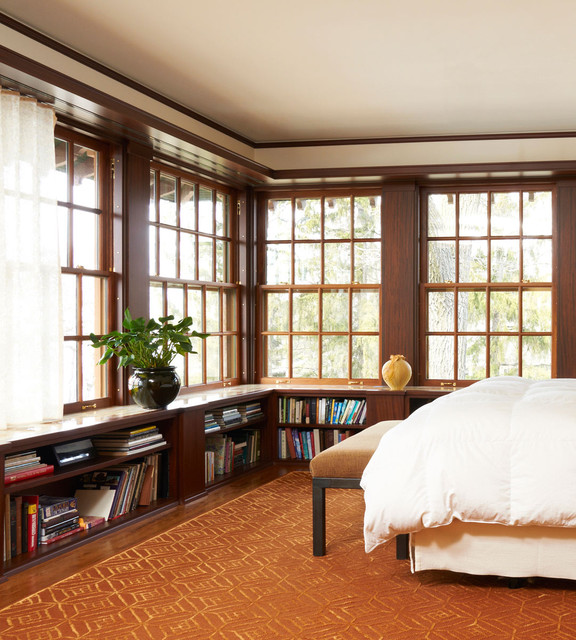 Lakeside Remodel Traditional Bedroom Minneapolis