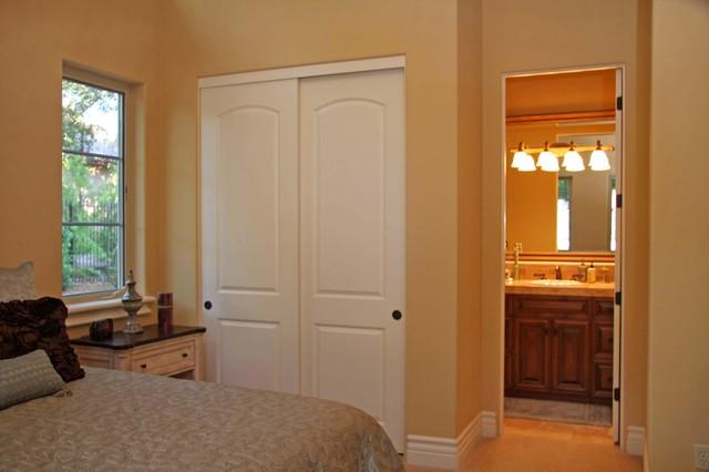 Landmark Builders bedroom