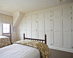 Landrum SC residence traditional bedroom