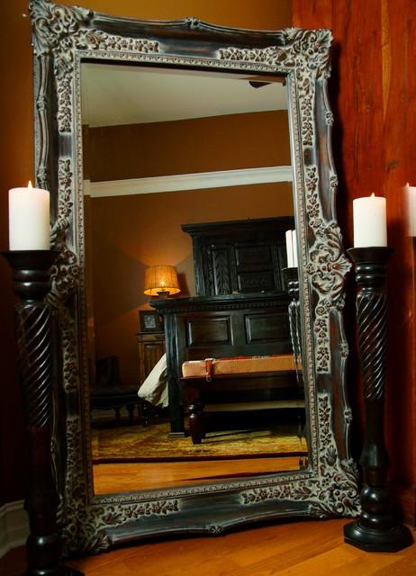 Large Floor Mirror Eclectic Bedroom Other Metro By Pepper Street Studio