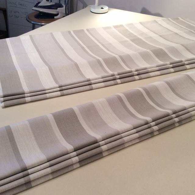 Laura Ashley Roman Blinds