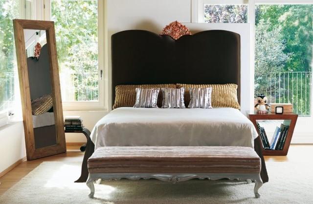 Lea Bassani modern-bedroom