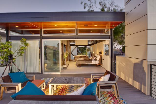 LEAN ARCH Inc. contemporary-bedroom