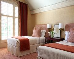 Leawood Residence traditional-bedroom
