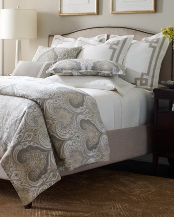 Legacy Linens traditional bedroom