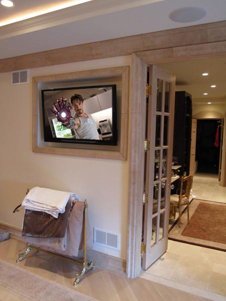 Lemont whole home integration for Home automation shower