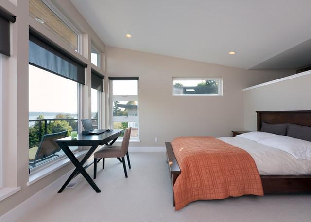 Leschi Remodel contemporary-bedroom