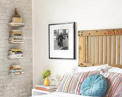 Leslieville Lofts industrial-bedroom
